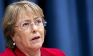 Para Michelle Bachelet, Hamas também violou lei humanitária